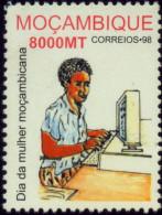 EDUCATION-COMPUTERS-MOZAMBIQUE-MNH-A5-650 - Sin Clasificación
