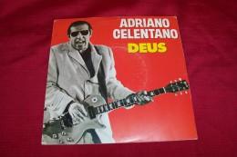 ADRIANO  CELENTANO    °  DEUS - Vinyl Records