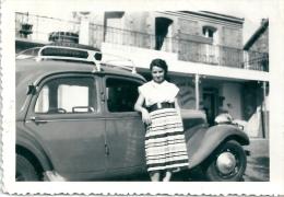 Photo Traction En 1952 - Automobili