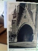 GERMANY ALLEMAGNE Göttingen Portal Der Jakobikirche   VB1939  EU18259 - Goettingen