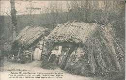 CPA 38 - Bourgoin - Cahutes L'Ermite Baptiste - Bourgoin
