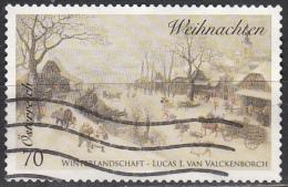 Austria, 2014 - 70c Weihnachten - Nr.2529 Usato° $1,75 - 2011-... Gebraucht