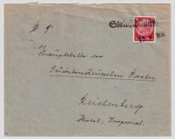 Sudetenland, 1938, Steinschönau,  #2153 - Besetzungen 1938-45