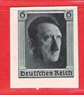MiNr. 647 Xx (Blockmarke) Deutschland Deutsches Reich - Unused Stamps