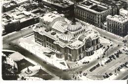 Palacio de Bellas Rates, Mexico  Real Photo