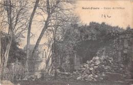 77 SAINT FIACRE RUINES DE L ABBAYE / MONASTERE - Francia
