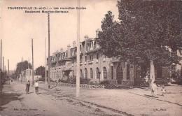 95 FRANCONVILLE LES NOUVELLES ECOLES BOULEVARD MAURICE BERTEAUX - Franconville