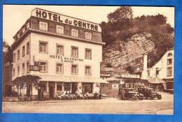 REMOUCHAMPS HOTEL DU CENTRE STATION ESSENCE ET VOITURE ANCIENNE - Other