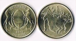 Botswana 1 Pula 2013 - Botswana