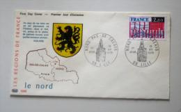 13/12/1975 - Nord - Pas De Calais - FDC