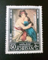 USED THEMATIC WOMEN STAMPS - Stamps