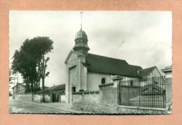 77 - SEINE ET MARNE - BROU SUR CHANTEREINE - L'EGLISE - - Autres Communes