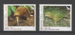 NEW ZEALAND, 2011, Children´s Health, Flightless Birds, Incl 1v Sa MNH - Oiseaux