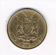 *** NAMIBIA  1  DOLLAR  1996 - Namibie