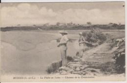 D41 - MUIDES - CHATEAU DE LA CRESSONNIERE - LA PECHE EN LOIRE - France