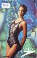Télécarte Japon EROTIQUE (5355) EROTIC * Japan  EROTIK * BIKINI GIRL * BATHCLOTHES  * FEMME * SEXY LADY - Moda