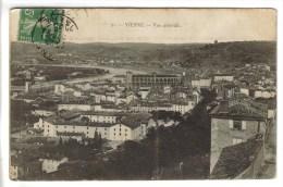 CPA VIENNE (Isère) - Vue Générale - Vienne