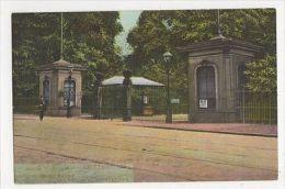 Holland, Amsterdam, Ingang N. Artis Rd. Postcard, B240 - Pays-Bas