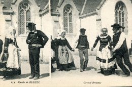 BEUZEC(FINISTERE) TYPE(MARIAGE) - Beuzec-Cap-Sizun