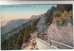 CPA Aix Les Bains, Chemin De Fer Du Revard (pk19672) - Aix Les Bains