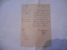 WW1 REGNO D'ITALIA DOCUMENTO CIRCONDARIO DELL'OSSOLA CRODO 1917 - Documenti Storici