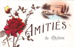 OPPEM  AMITIES DE OPHEM  1926   MEISE ? - Meise