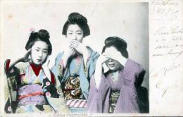 Petit Japonaises - Giappone