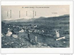 73 ARBIN VUE PRISE DES CALLOUDES CPA BON ETAT - Other Municipalities