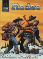 RODEO N° 604 BE SEMIC 12-2001 - Rodeo