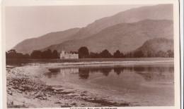 POSTCARD ARDENTINNY BAY AND GLENFINART - Scotland