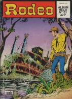 RODEO Album  N° 131  ( 530 531 532 ) BE SEMIC 12-1995 - Rodeo