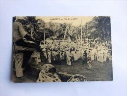 Carte Postale Ancienne : MAYOTTE: Fête Du 14 Juillet - Mayotte
