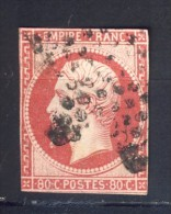 N °17A Ou 17B  OBLITERES    Avec Ou Sans Charnière  SCAN RECTO-VERSO CONTRACTUEL - 1853-1860 Napoleone III