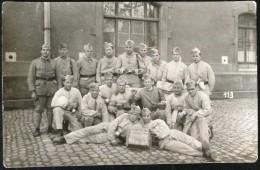 Photo #4  Soldats Français 1940 - 1939-45