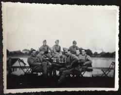 Photo #8  Soldats Français 1940 - 1939-45