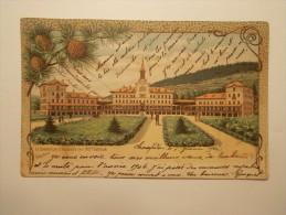 Carte Postale - HAUTEVILLE (01)  - Le Sanatorium  (36/50B) - Hauteville-Lompnes