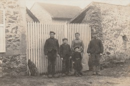 Vieille-Eglise - Famille PREVOST Vers 1905 - France
