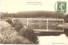 SAINT-MÉEN - Le Pont - Lacroix éditeur - Francia