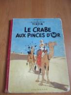 Tintin - Le Crabe Aux Pinces D'Or - Tintin