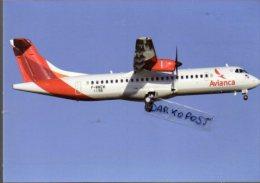 ATR 72-600 F-WWEM AVIANCA Aircraft Airines ATR72 Avion Aviation Aiplane ATR-72 - 1946-....: Moderne