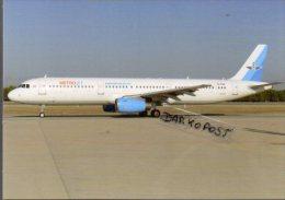Airbus A321-231 EI-FBH Aircraft KOLAVIA METRO TUI Airlines A 321 Avion Air Aviation A321 Airplane A-321 Luft  AYT - 1946-....: Moderne