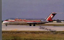 McD Douglas DC 9-31 MIDWAY AIRLINES DC-9  Avion Aviation DC9 Aiplane DC-9 Luft - 1946-....: Era Moderna