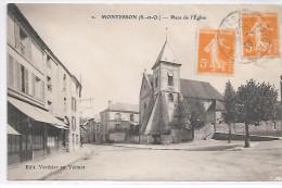 MONTESSON - Place De L'Eglise - Montesson