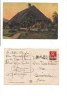 M2462 SVIZZERA GRUNENMATT BERN 1918 VIAGGIATA CENSURA - BE Berne