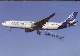 Airbus A 330-203 F-WWCB  Aircraft AIR INDUSTRIE AIRLINES A A330 Avion Aviation Aiplane A.330 Luft A-330 - 1946-....: Era Moderna