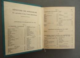 AGENDA - GAZ De FRANCE  - 1955 - Publicités - Livres, BD, Revues