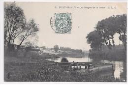 PORT MARLY - Les Berges De La Seine - Montesson