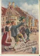 Allemagne Muchener Bildkunstverlag August Lengauer - Zonder Classificatie