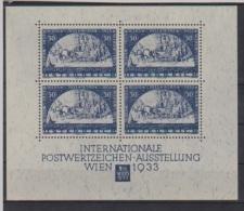 "Österrreich 1933: ""WIPA 1933"" ND Faksimile (siehe Foto/ Scan) - Unused Stamps"