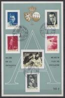 Belgique - Belgium (1963)  - Nice DOC -   /  Roten Kreuz - Red Cross - Croix Rouge - Cruz  Roja - Croce Rossa - Croce Rossa